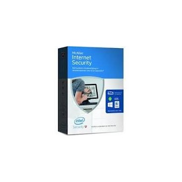 McAfee Internet Security Suite 2016 (3 PC/1Yr) ESD online