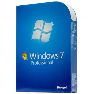 Windows 7 PRO SP1 32/64bits ML  DVD OEM [Fujitsu]