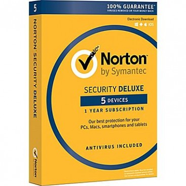 Norton Security 3.0 DELUXE 1jr. 5 device RETAIL