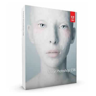 Adobe CS6 Photoshop V13 MAC UK VUP DVD RETAIL (vanaf cs3)