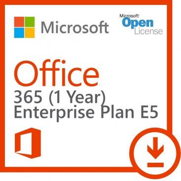 Office 365 Enterprise ESD online E5 VD3-00005