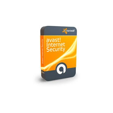 Avast Internet Security 1 user ESD online
