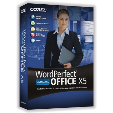 Corel WP Office X5 STD OEM