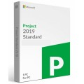 Project 2019 STD 32/64bits 1 user 076-05785 ESD online