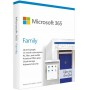 Office 365 FAMILY-HOME 32/64bits PC/Mac or TABLET 1jr. PKC 6 users