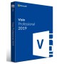 Visio 2019 PRO 32/64bits 1 user D87-07425 ESD online