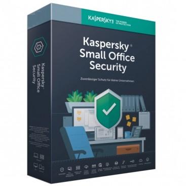 Kaspersky SMALL OFFICE V6  10 user + 1 server 1 jr ESD online
