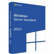 Windows 2022 SERVER STD 64bits 16 CORE ESD online