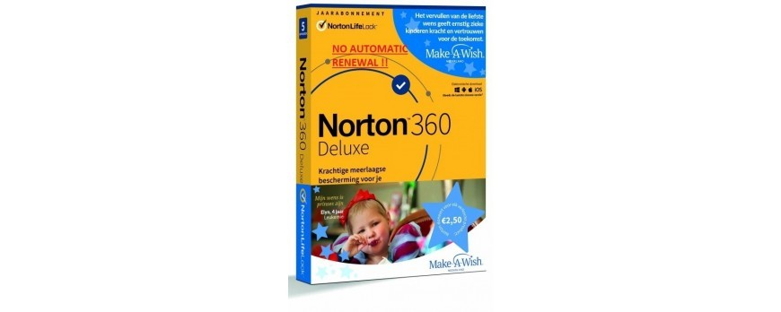 Norton 360 producten!